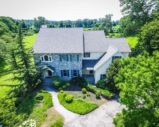 Colonial,Traditional, Detached - EDGMONT, PA (photo 1)