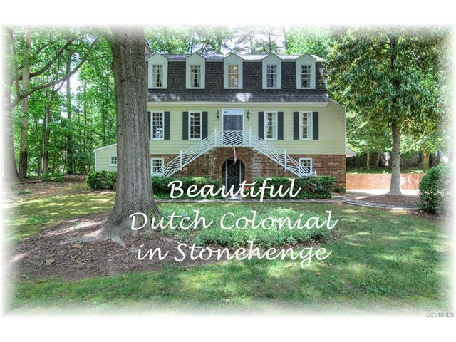 Dutch Colonial, Single Family - North Chesterfield, VA (photo 1)