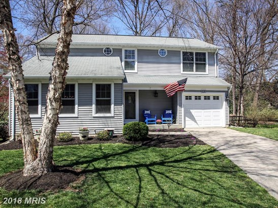 Colonial, Detached - SEVERNA PARK, MD (photo 1)
