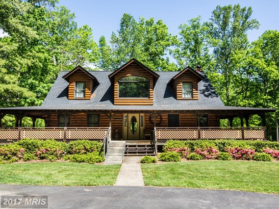 Detached, Log Home - FREDERICKSBURG, VA (photo 1)