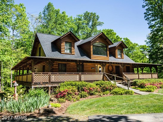 Detached, Log Home - FREDERICKSBURG, VA (photo 2)