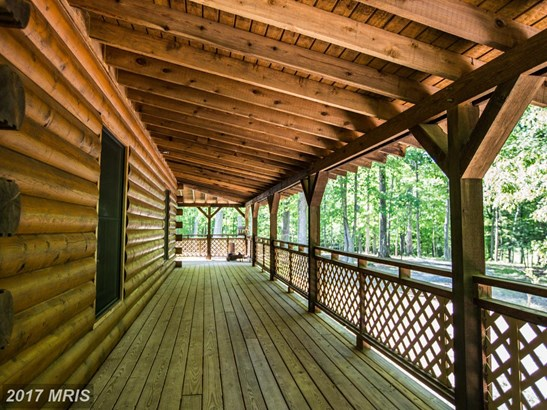 Detached, Log Home - FREDERICKSBURG, VA (photo 4)