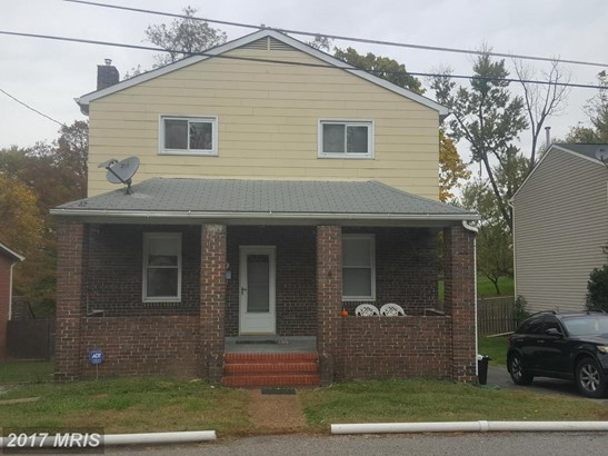 Carriage House, Detached - BALTIMORE, MD (photo 1)