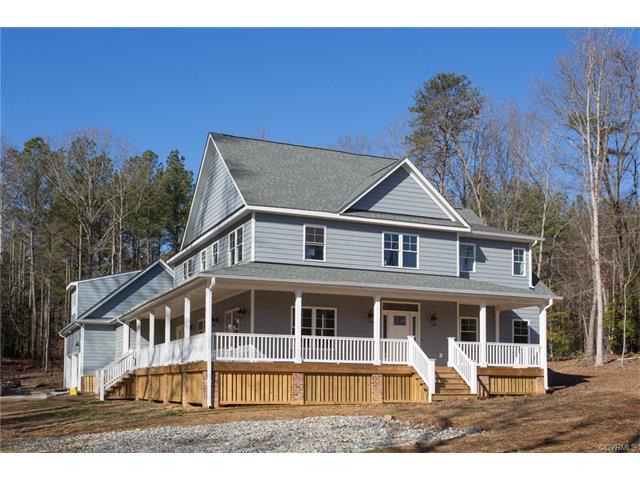 Custom, Farm House, Single Family - Powhatan, VA (photo 1)