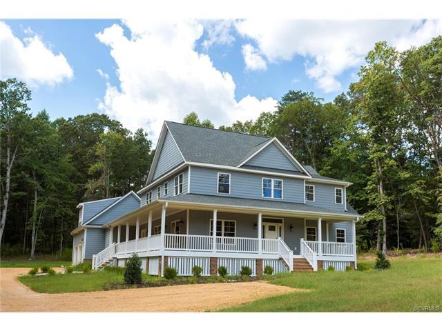 Custom, Farm House, Single Family - Powhatan, VA (photo 3)