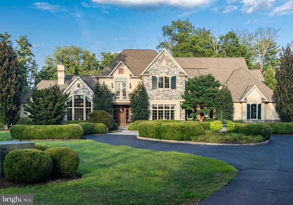 Detached, Single Family - LOWER GWYNEDD, PA