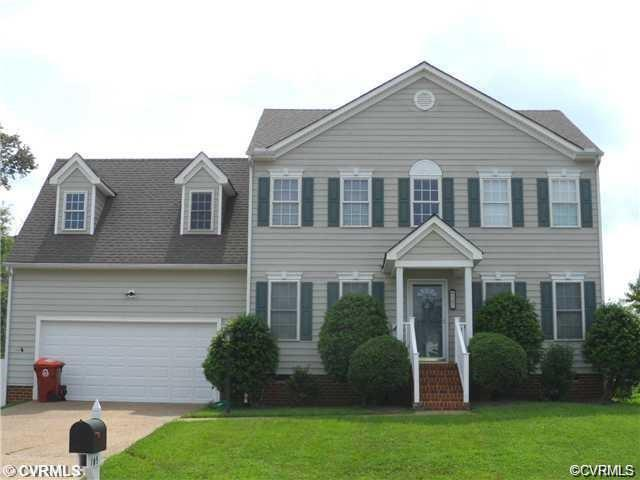 Colonial, House - Colonial Heights, VA (photo 1)