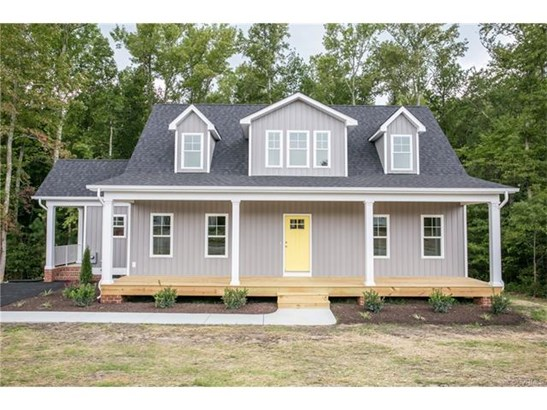 2-Story, Cape, Craftsman, Single Family - North Chesterfield, VA (photo 1)