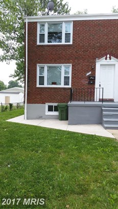 Colonial, Dwelling w/Rental - BALTIMORE, MD (photo 1)