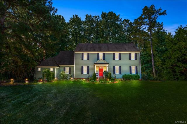 2-Story, Colonial, Single Family - North Chesterfield, VA