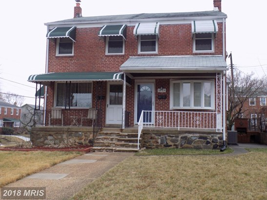 Semi-Detached, Traditional - BALTIMORE, MD (photo 1)