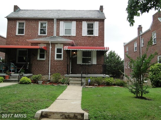 Attach/Row Hse, Other - BALTIMORE, MD (photo 1)
