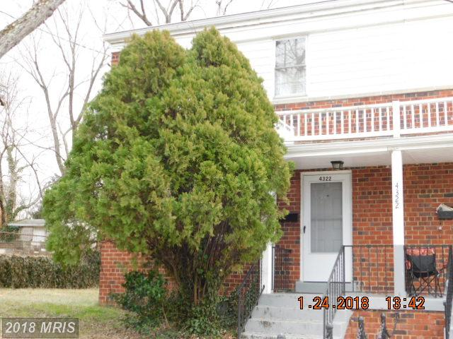 Colonial, Duplex - TEMPLE HILLS, MD (photo 1)