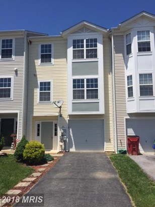 Townhouse, Traditional - MARTINSBURG, WV