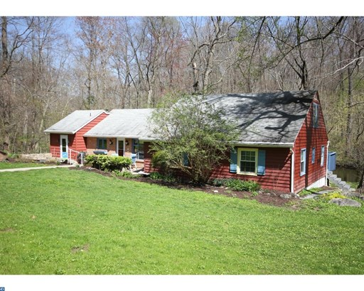 Rancher, Detached - SPRING CITY, PA (photo 1)