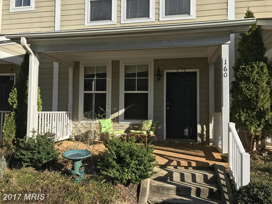 Colonial, Attach/Row Hse - CHARLOTTESVILLE, VA (photo 1)