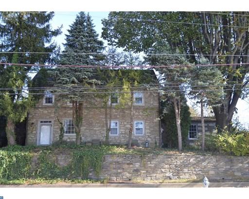 Colonial,Farm House, Detached - GLENSIDE, PA (photo 1)