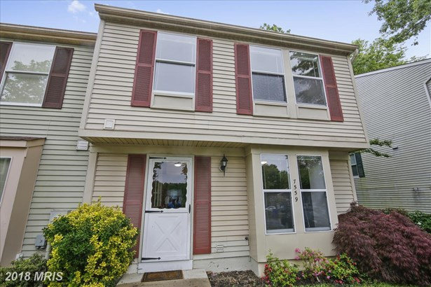 Colonial, Attach/Row Hse - COLUMBIA, MD (photo 1)
