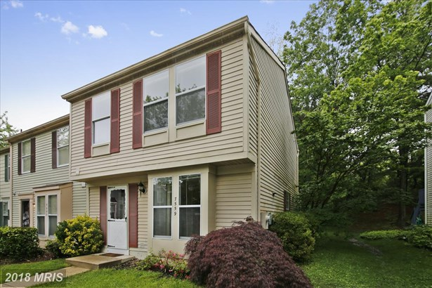 Colonial, Attach/Row Hse - COLUMBIA, MD (photo 2)