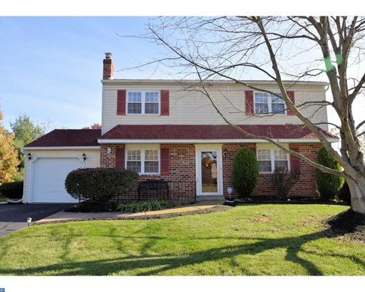 Colonial, Detached - NORRISTOWN, PA (photo 1)