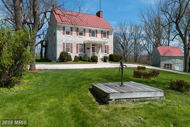 Farm House, Detached - HAGERSTOWN, MD