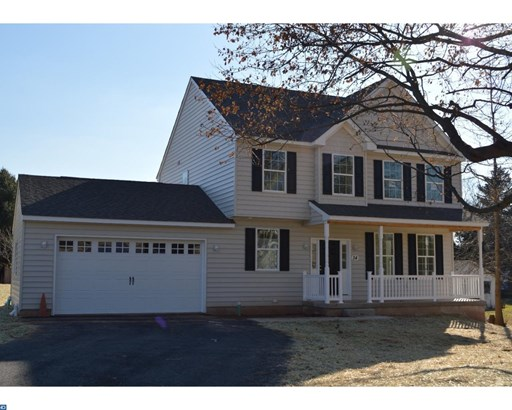 Colonial, Detached - TRAPPE, PA (photo 1)