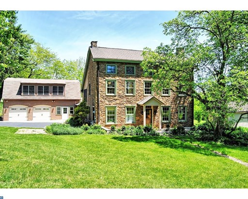 Colonial,Farm House, Detached - NORTH WALES, PA (photo 1)