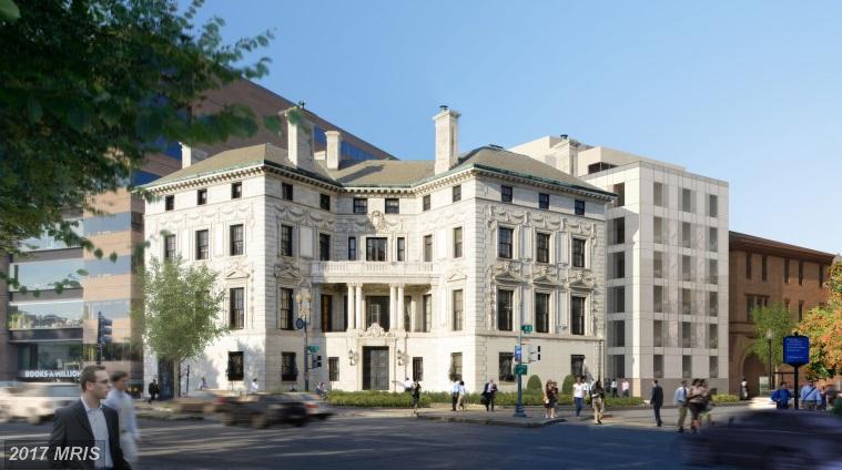 Garden 1-4 Floors, Traditional - WASHINGTON, DC (photo 1)