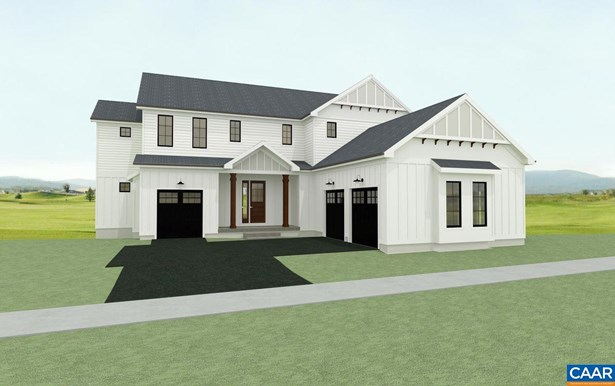Proposed Detached, Contemporary - CROZET, VA (photo 1)
