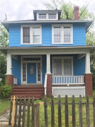 Two Story, Single Family - Richmond, VA