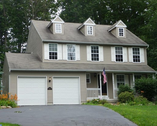 Colonial, Detached - HONEY BROOK, PA (photo 1)