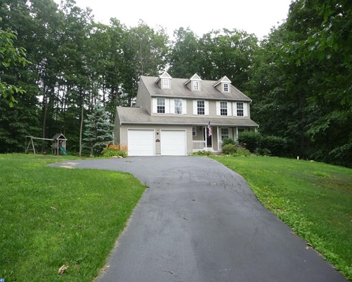 Colonial, Detached - HONEY BROOK, PA (photo 2)