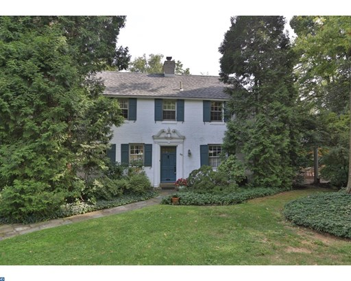 Colonial, Detached - GLENSIDE, PA (photo 1)