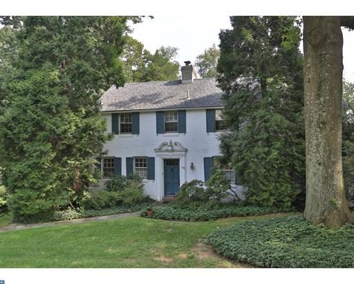 Colonial, Detached - GLENSIDE, PA (photo 2)