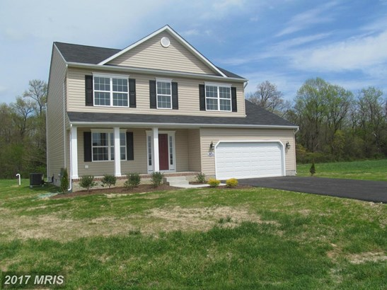 Colonial, Detached - RIDGELY, MD (photo 2)