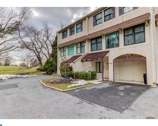 Colonial, Row/Townhouse/Cluster - WALLINGFORD, PA (photo 1)