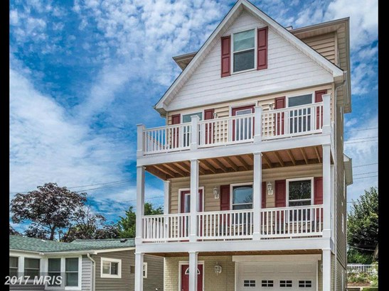 Colonial, Detached - CHESAPEAKE BEACH, MD (photo 1)