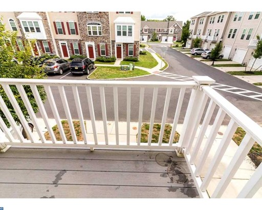 Row/Townhouse, Contemporary - SOMERDALE, NJ (photo 4)