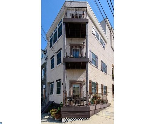 Row/Townhouse, Contemporary,EndUnit/Row - PHILADELPHIA, PA (photo 1)