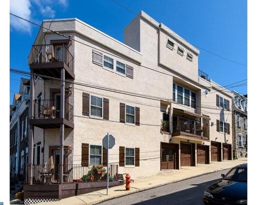 Row/Townhouse, Contemporary,EndUnit/Row - PHILADELPHIA, PA (photo 2)