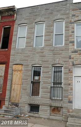 Federal, Attach/Row Hse - BALTIMORE, MD (photo 1)