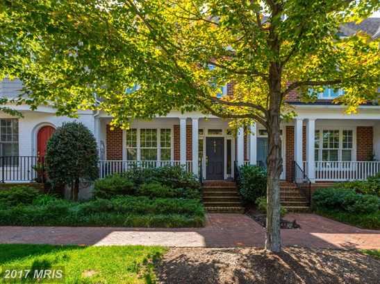 Townhouse, Colonial - BETHESDA, MD (photo 2)