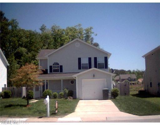 Traditional, Single Family - York County, VA