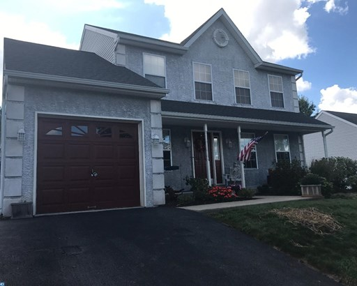 Colonial, Detached - GILBERTSVILLE, PA (photo 1)