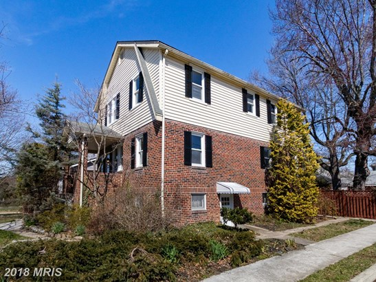 Colonial, Detached - BALTIMORE, MD (photo 1)