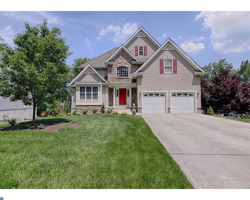 Detached, Colonial,Contemporary - CHERRY HILL, NJ (photo 1)