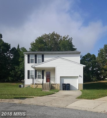 Colonial, Detached - CAPITOL HEIGHTS, MD (photo 1)