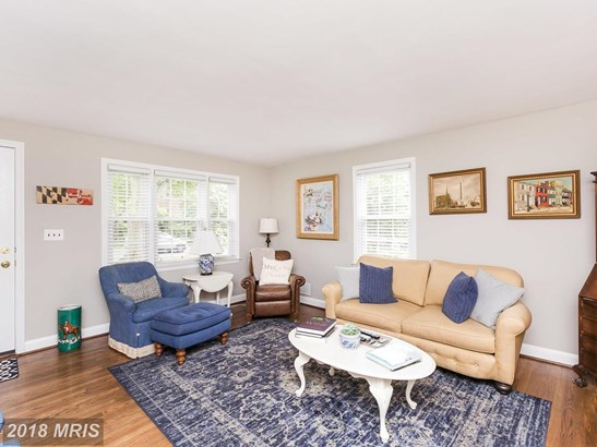 Semi-Detached, Colonial - BALTIMORE, MD (photo 4)