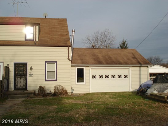 Semi-Detached, Bungalow - SPARROWS POINT, MD (photo 1)