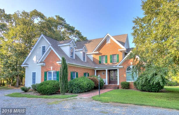 Colonial, Detached - WHITE STONE, VA (photo 1)